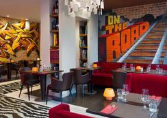 N'vY 酒店 - 日內瓦 - 日內瓦 - 餐廳