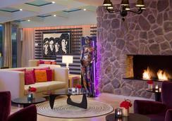 N'vY 酒店 - 日內瓦 - 日內瓦 - 酒吧