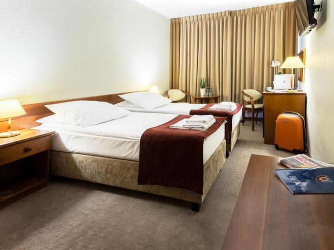Hotel Zawisza - Bydgoszcz - Bedroom