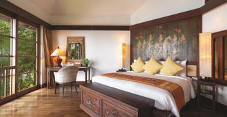 Napasai, A Belmond Hotel, Koh Samui - קו סאמוי - חדר שינה