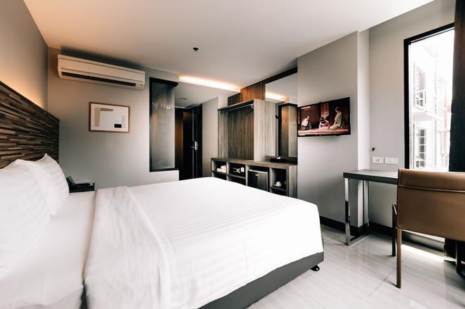 Spenza Hotel - Bangkok - Camera da letto