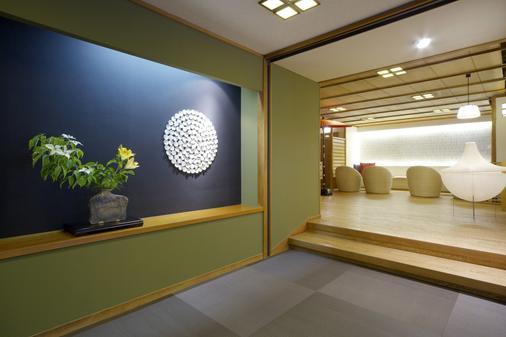 Togetsutei - Κιότο - Σαλόνι ξενοδοχείου