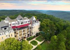 The Crescent Hotel And Spa - Eureka Springs - Κτίριο