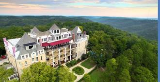 The Crescent Hotel And Spa - Eureka Springs - Gebäude