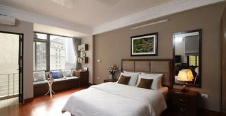 iStay Hotel Apartment 1 - האנוי - חדר שינה