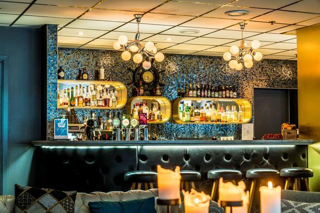 斯堪迪克海運酒店 - 斯德哥爾摩 - 斯德哥爾摩 - 酒吧