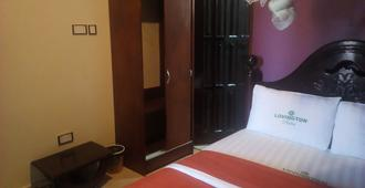 Lovington Suites - Entebbe - Schlafzimmer