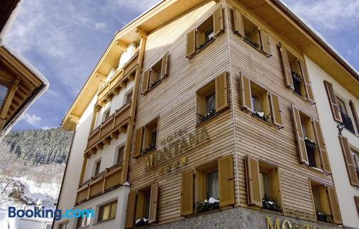 Hotel Montana - Sankt Anton am Arlberg - Building