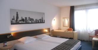 Hotel Rotterdam - רוטרדם - חדר שינה