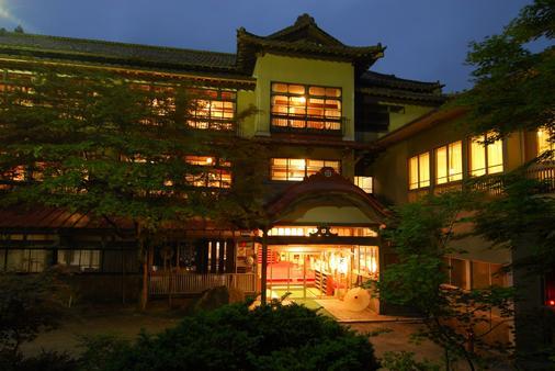 Namari Onsen Fujisan Ryokan - Hanamaki - Building