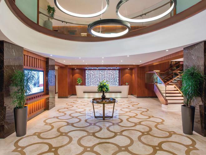 伊斯坦堡金角瑞享酒店 - 伊斯坦堡 - 伊斯坦堡 - 大廳