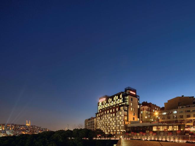 伊斯坦堡金角瑞享酒店 - 伊斯坦堡 - 伊斯坦堡 - 建築