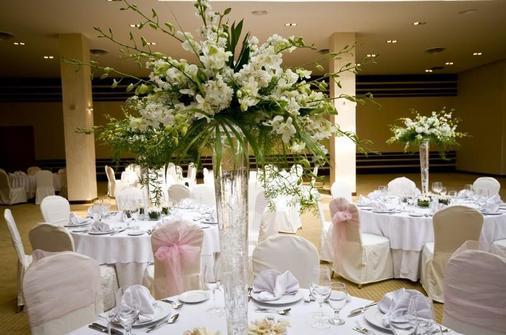 Amman Airport Hotel - Amman - Banquet hall