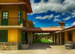 Hotel Tartar - Cajamarca - Edifício