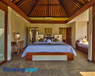 Relax Bali Dive & Spa Resort - Kubu - Κρεβατοκάμαρα