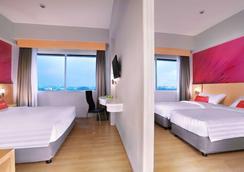 傑巴貝卡酒店 - 貝卡西 - 勿加泗 - 臥室