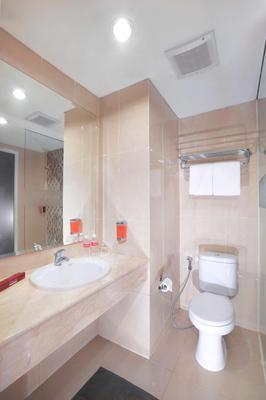傑巴貝卡酒店 - 貝卡西 - 勿加泗 - 浴室