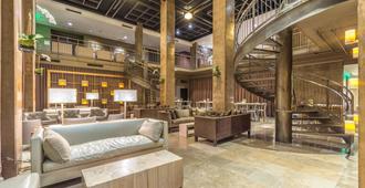 普羅西米特酒店 - 格林斯波羅 - 格林斯伯勒(北卡羅來納州) - 休閒室