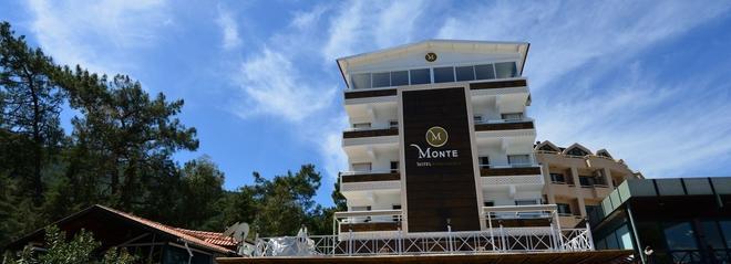 Monte Hotel - Marmaris - Rakennus