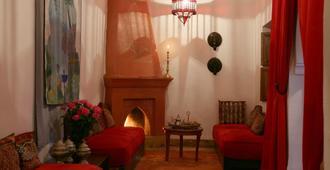 Riad Al Anouwar - Marrakech - Living room