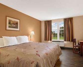Days Inn by Wyndham Madisonville - Madisonville - Slaapkamer