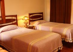Hotel Posada La Casona de Cortes - Тласкала - Спальня