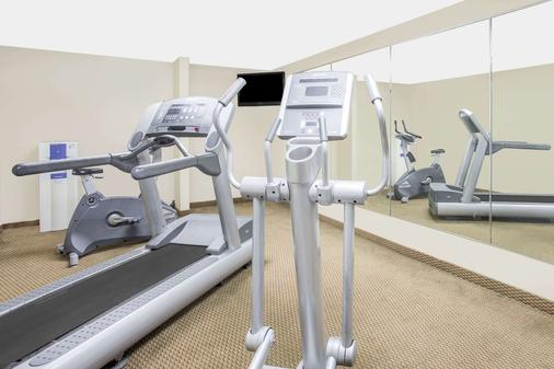 Baymont by Wyndham, Greenville - Greenville - Gym