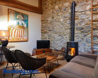 Urain Suites - Apartments At Flysch-Coast - Deba - Wohnzimmer