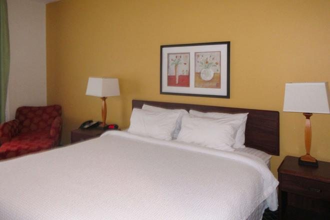 Quality Inn And Suites - Uniontown - Bedroom