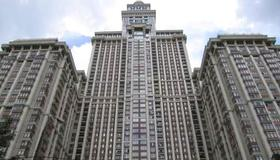 Triumph Palace Boutique Hotel - Moscow - Building