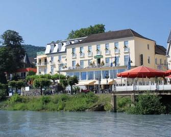Hotel Rhein-Residenz - Bad Breisig - Building