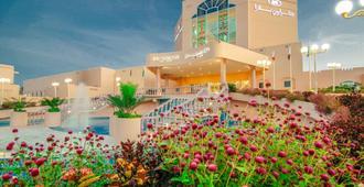 Crowne Plaza Resort Salalah - Салала - Здание