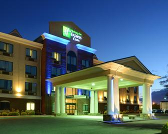 Holiday Inn Express & Suites Medicine Hat Transcanada Hwy 1 - Медісіне Гат - Building