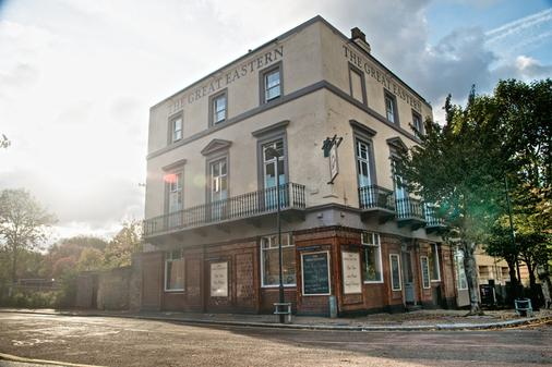 Publove @ The Great Eastern - Hostel - London - Building