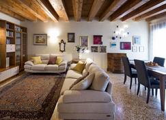 Padovaresidence Palazzo Della Ragione - Padua - Living room