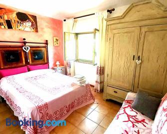 Bed & Breakfast Il Rosmarino - Боса - Спальня
