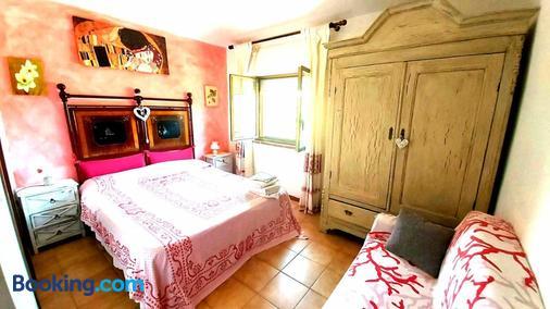 Bed & Breakfast Il Rosmarino - Bosa - Bedroom