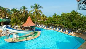 Las Americas Casa de Playa - Cartagena - Uima-allas