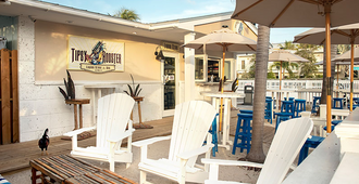 Southwinds Motel - Cayo Hueso - Patio