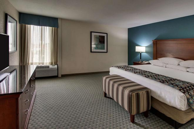 Greentree Inn & Suites Houston Hobby Airport - 休士頓 - 臥室