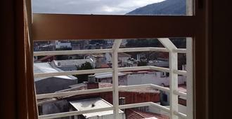 Apart Hotel Marilian - Ciudad de Salta - Balcón