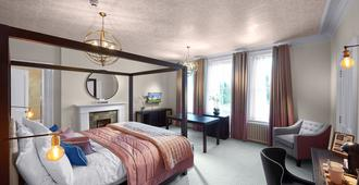 Chancellors Hotel - Manchester - Bedroom