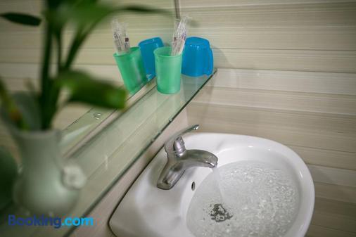 Golden Time Hostel - Hà Nội - Phòng tắm