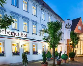 Hotel Württemberger Hof - Öhringen - Budova