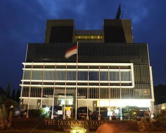 Grand Inna Daira Palembang - Palembang - Building