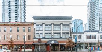 Hotel Ambassador - Vancouver - Rakennus