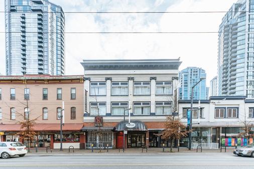 Hotel Ambassador - Vancouver - Building