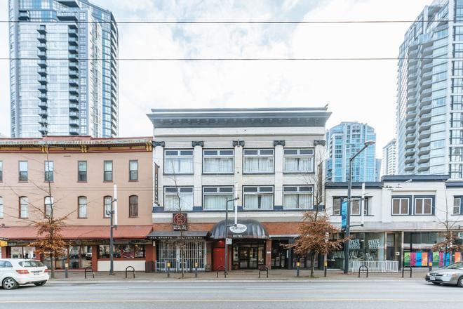 大使酒店 - 溫哥華 - 溫哥華 - 建築