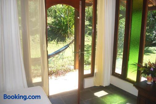 Hotel Fazenda Sitio Nosso Paraiso - Saquarema - Balcony