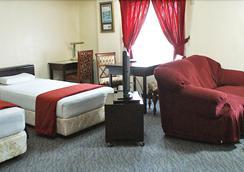 Hotel Asia - Cebu - Makuuhuone